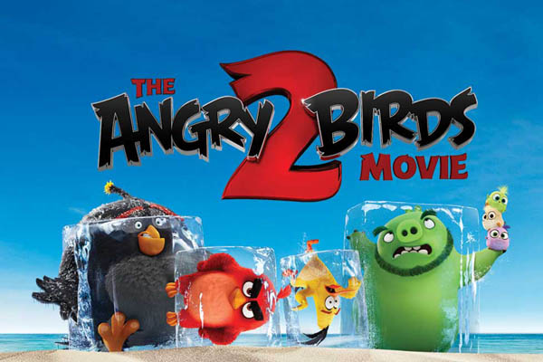 Film angry birds 2