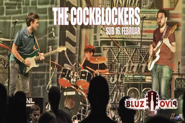 The Cockblockers, beograd