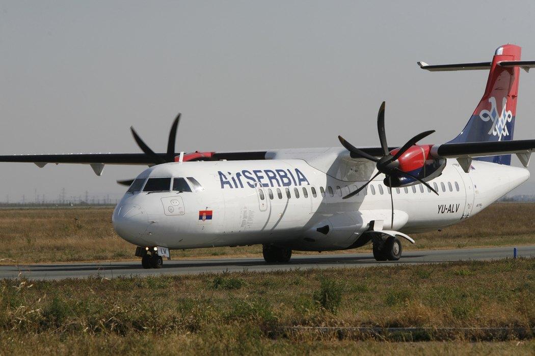 Er Srbija, Air Serbia, Kraljevo, Beč, letovi