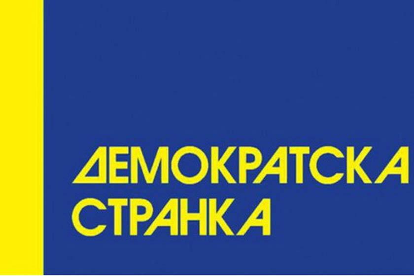 ds, demokratska stranka
