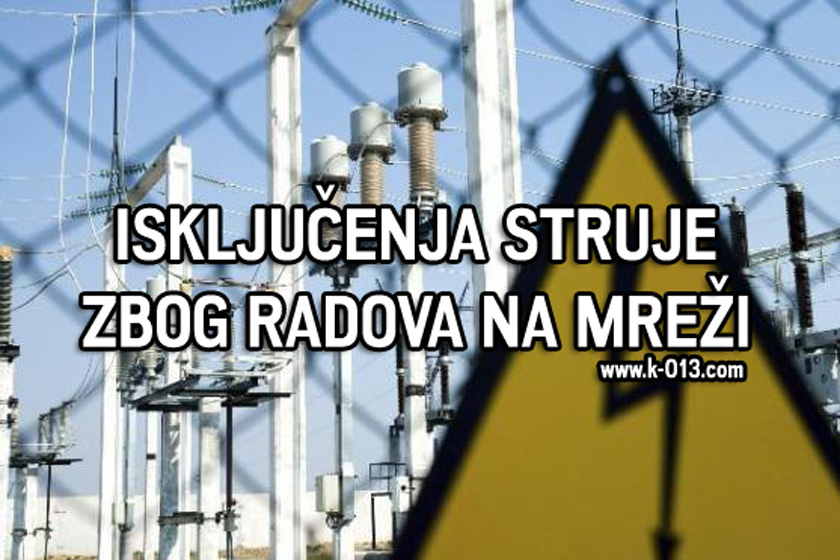 iskljucenja struje, pancevo, elekterovojvodina