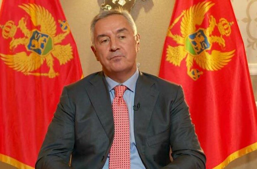 milo djukanovic, djukanovic, predsednik crne gore