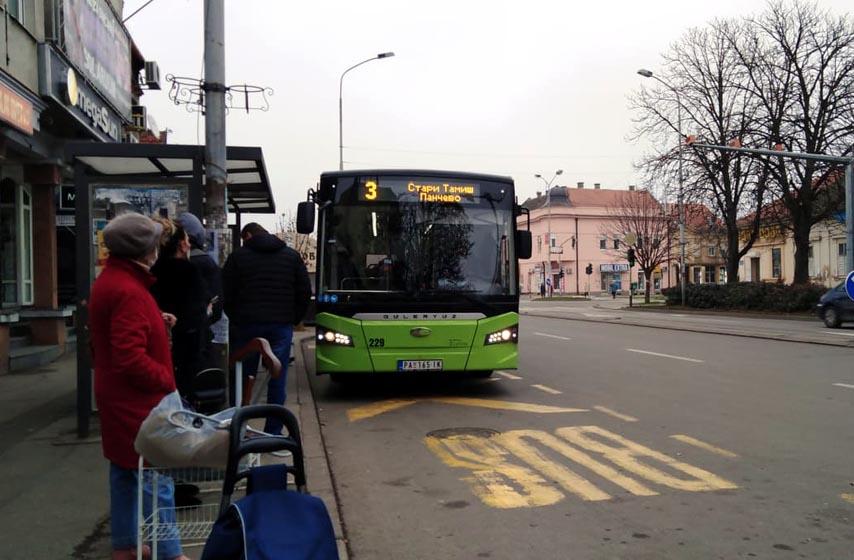 pantransport, red voznje pantransport, gradski red voznje pantransport