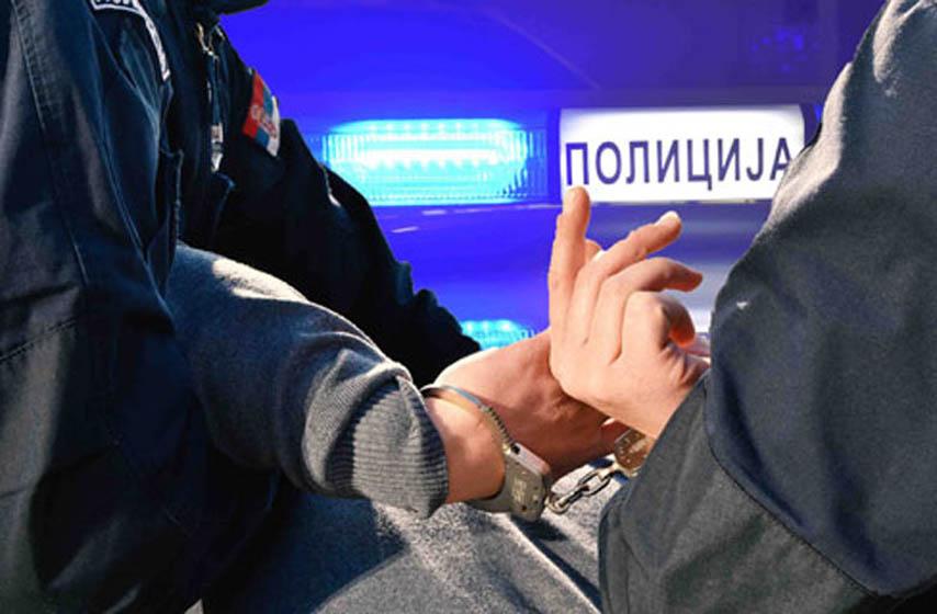 policija, hapšenje, krađa