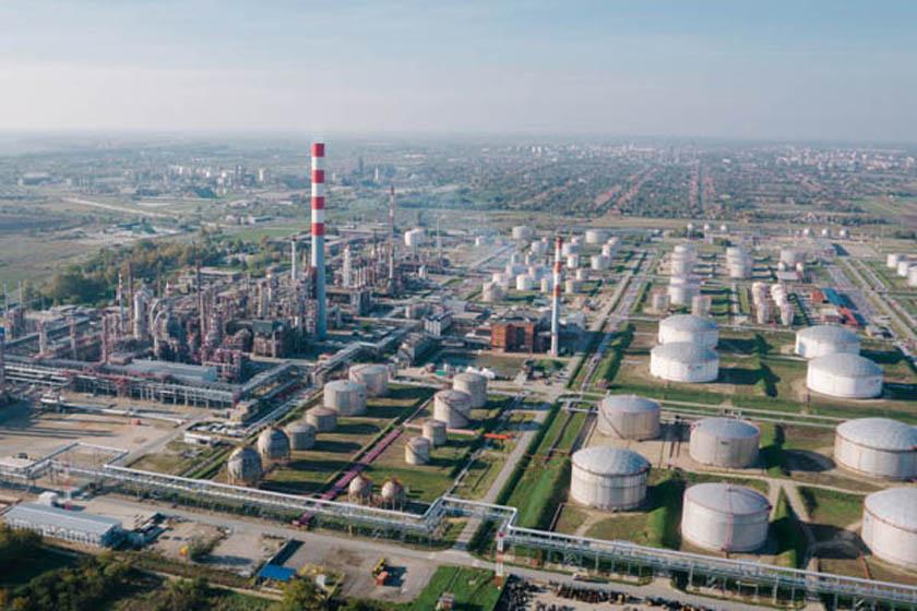 ulaganje u rafineriju nafte pancevo, rafinerija nafte pancevo