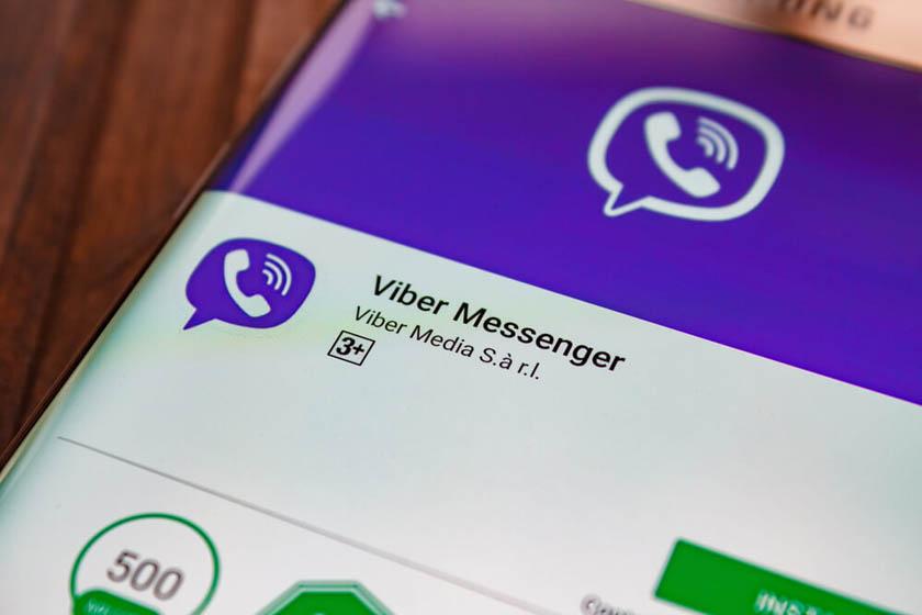viber, poslovna prepiska, viber poruke