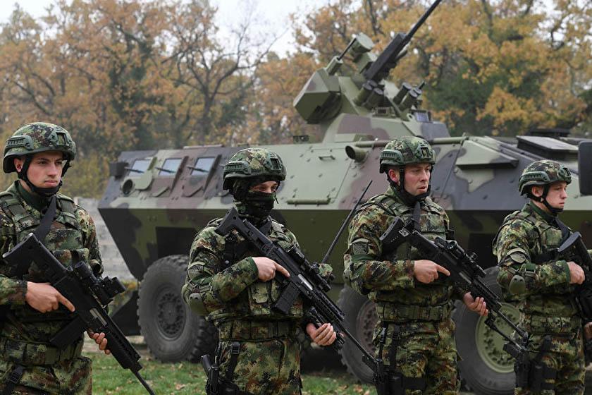 vojska srbije, vojni rok, trajanje vojnog roka