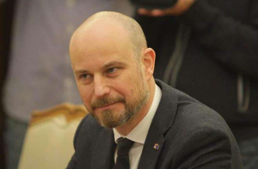 Vladimir Bilčik, izvestilac Evropskog parlamenta za Srbiju, Bilčik