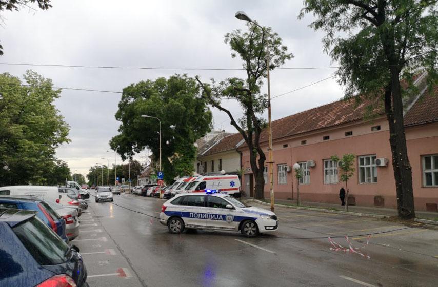 pancevo, K-013 reporter, kabl, policija, najnovije vesti