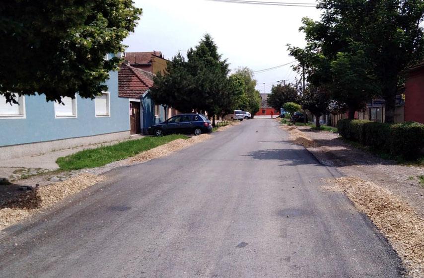 asfaltiranje ulica, pančevo, Sinđelićeva ulica, ulica, izbori 2020, politika, najnovije vesti