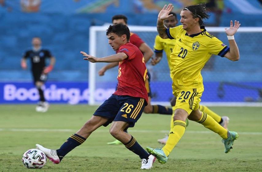 euro 2020,  spanija svedska, fudbal