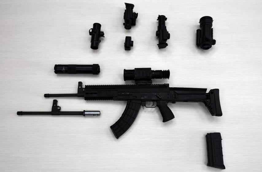 puška, vojska srbije, Zastava oružje