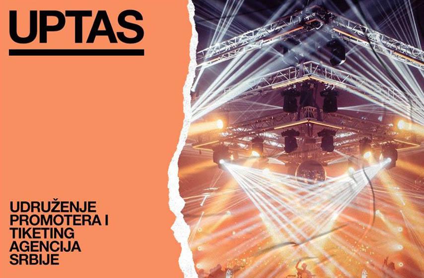 UPTAS, udruženje promotera i ticketing agencija