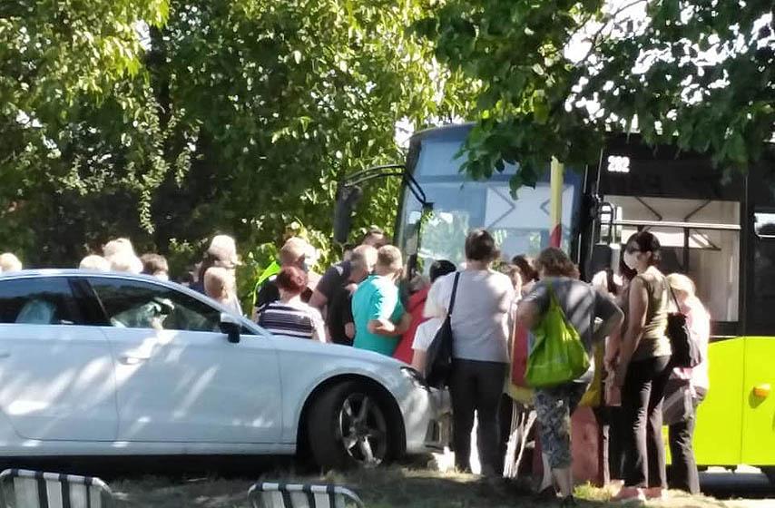 pantransport, incident ispred garaze pantransporta, zvjezdan janjic, ljuba jankovic, bivsi radnici atp, atp pancevo, protest radnika atp