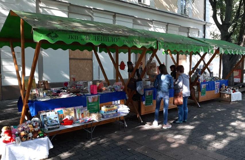 Minja Matić, humanitarna akcija, humanitarni bazar pančevo, Milana Ludoški