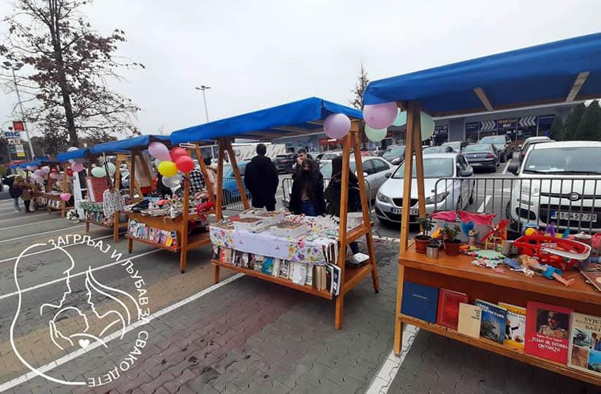 humanitarni bazar, humanitarna akcija, ana iris filipovski