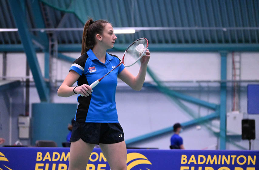 badminton, marija sudimac, goran jelesijevic