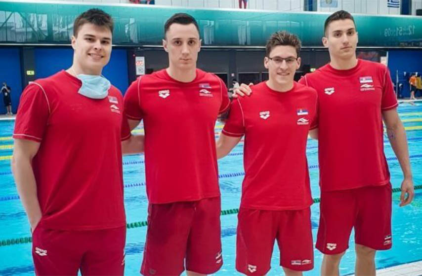 olimpijske igre tokio, plivanje, stafeta, stafeta plivanje