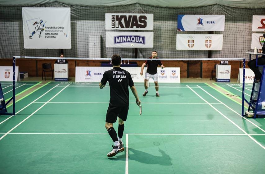 badminton klub pancevo