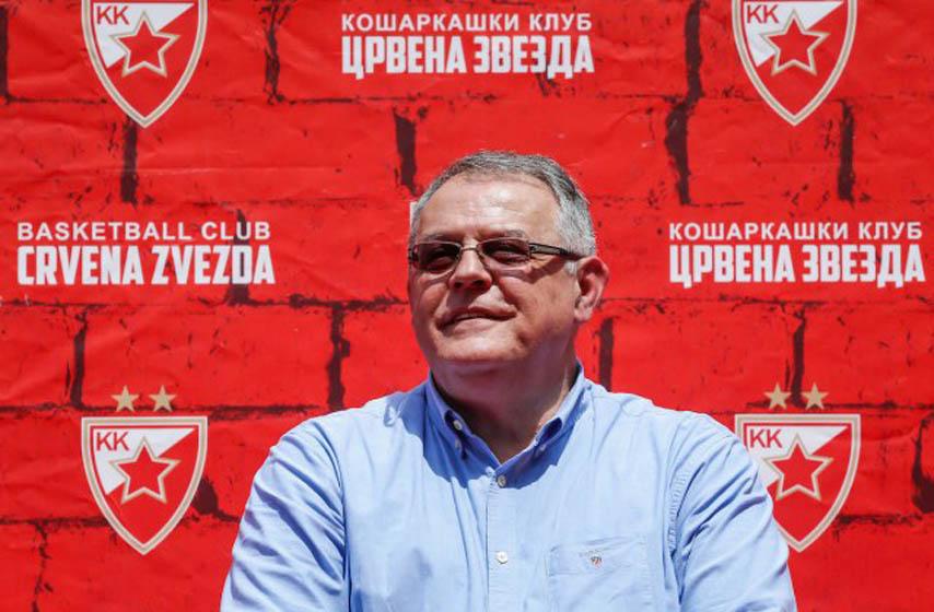Nebojša Čović, Čović, košarka, sport, Cvena Zvezda