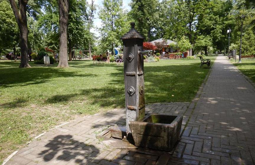 voda u javnim cesmama, javne cesme u pancevu, zavod za javno zdravlje pancevo