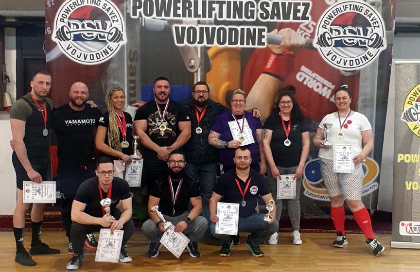 powerlifting, drzavno prvenstvo backa palanka
