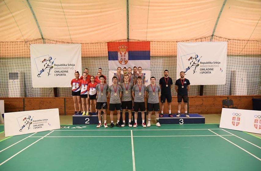 badminton klub dinamo pancevo