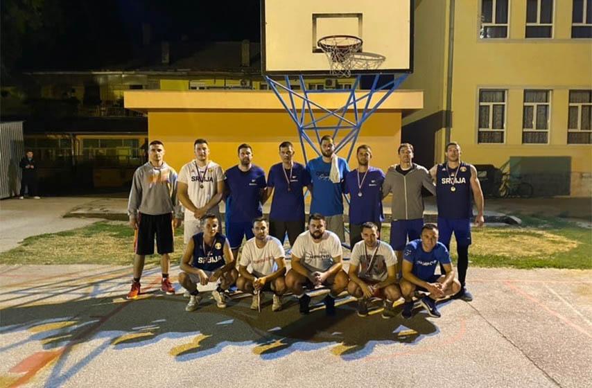 humanitarni turnir u basketu u crepaji