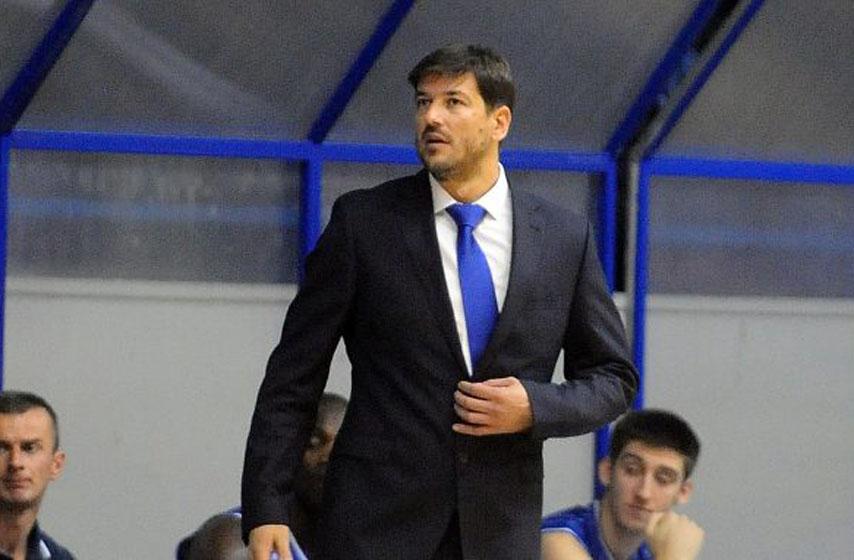 Vlado Šćepanović, Šćepanović, novi trener Partizana, KK Partizan, košarka, sport
