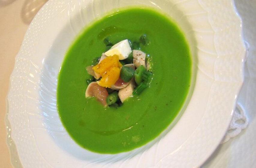 zelena supa, tri sastojjka, supa, recept, recept za zelenu supu, kuhinja, recepti, recept