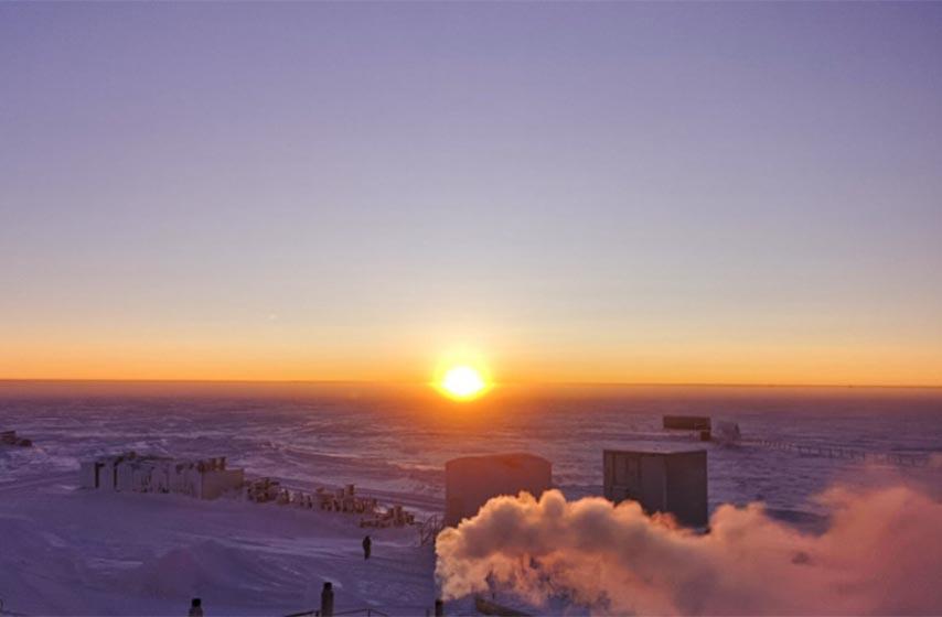 antarktik, sunce, svanulo sunce, na antarktiku svanulo sunce