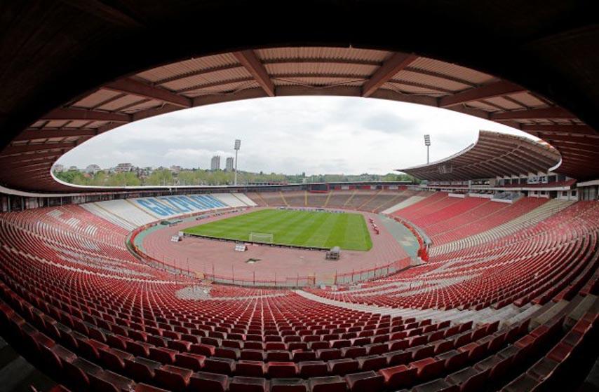 Marakana, Rajko Mitić, stadion, fk Crvena Zvezda