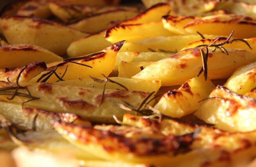 pekarski krompir, recept za pekarski krompir, kako napraviti pekarski krompir
