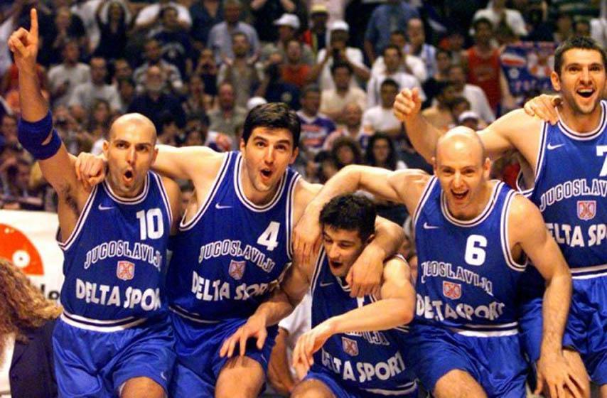Jugoslavija, košarka, sport