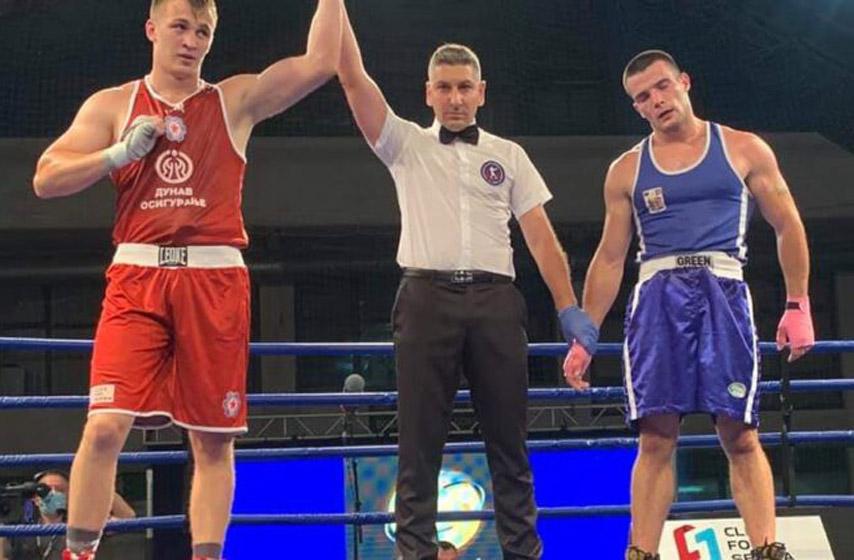 boks, sport, Radnički, Naisus