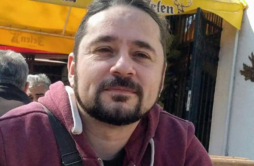 Dalibor Ćatić, Milutin Jovanović