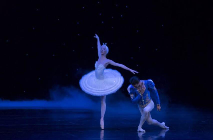 Novogodišnji gala koncert Baleta