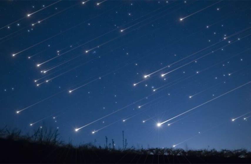 kisa meteora, meteorska kisa