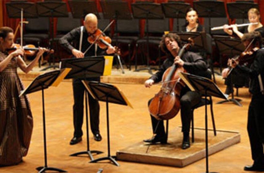 filharmonija, koncert za bebe