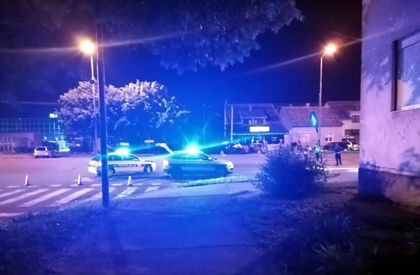 crna hronika, pancevo, poginula  žena, ženu udario automobil