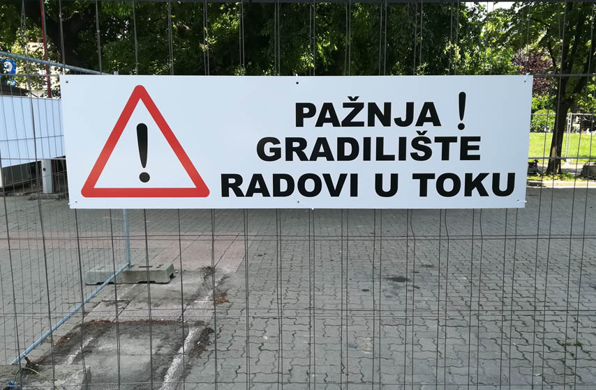 pancevo, maja vitman, gradska menadđerka maja vitman, seča drveća u parku, protest