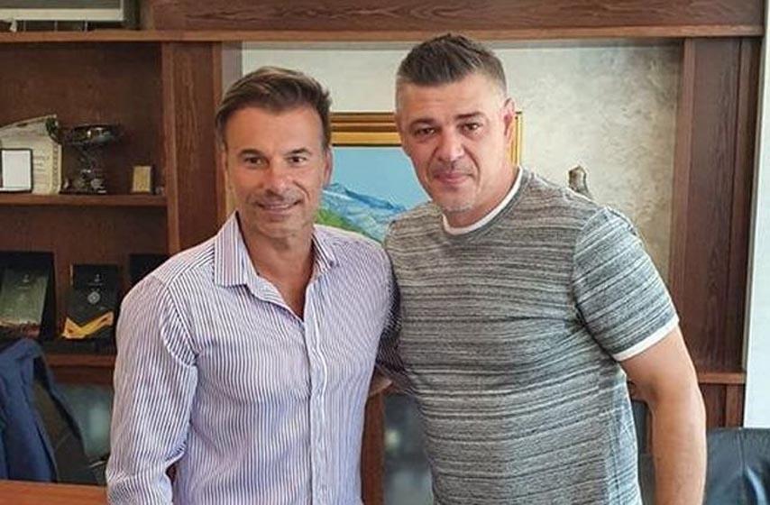 FK Partizan, Savo Milošević, Stanojević, novi trener partizana
