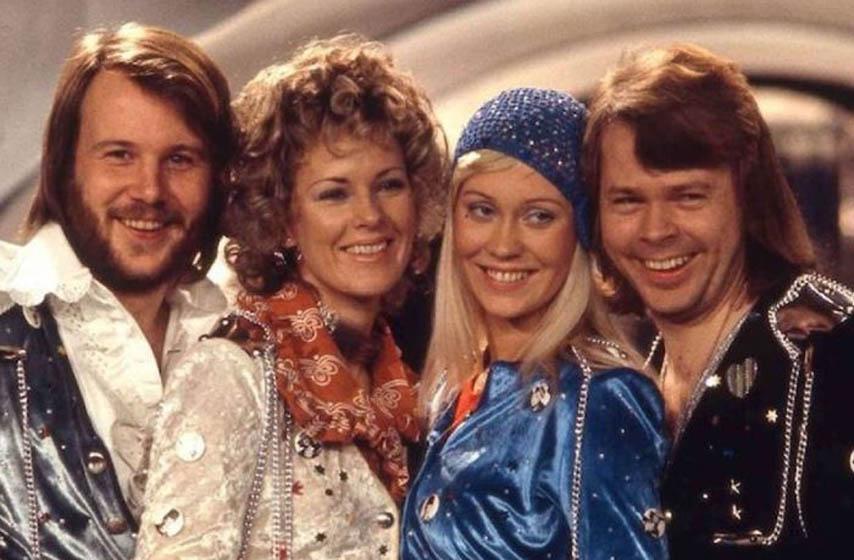 ABBA, okupljanje grupe