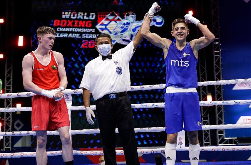 borilacki sportovi, boks, svetsko prvenstvo u boksu