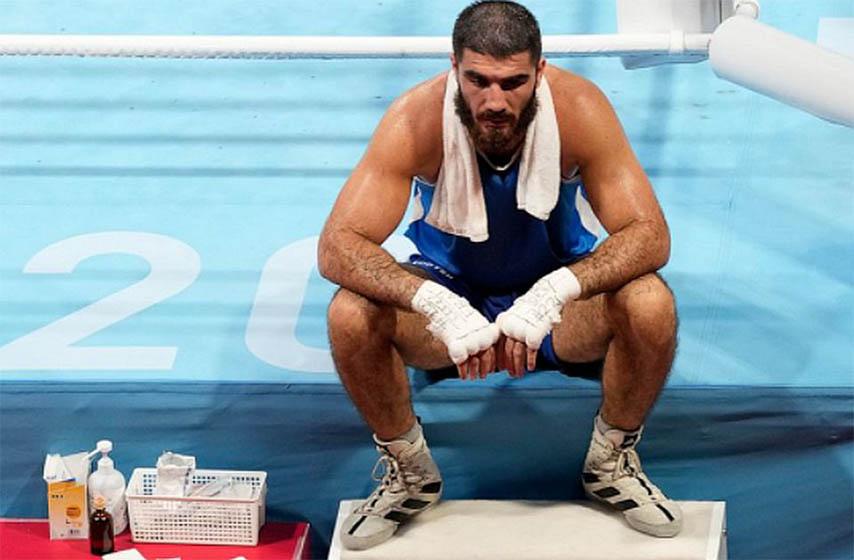 murad alijev, boks, olimpijske igre tokio