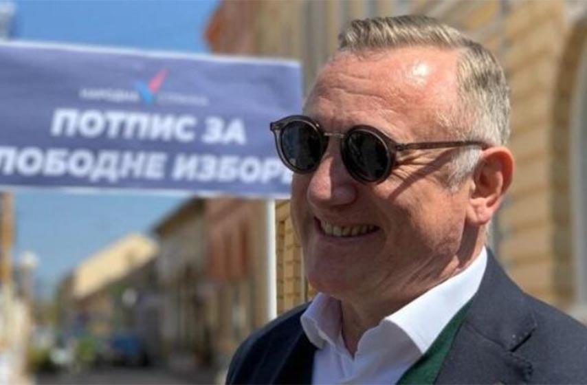 vladimir kovacevic, narodna stranka, vuk jeremic