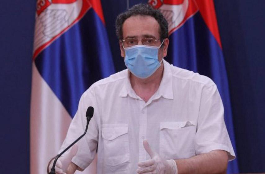 Srđa Janković, koronavirus, krizni štab