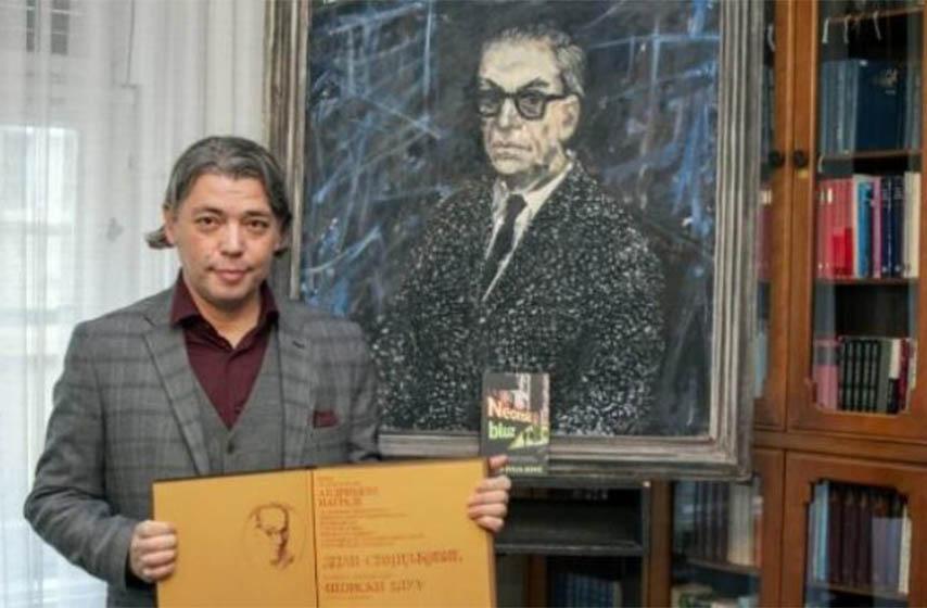 dejan stojiljkovic, andriceva nagrada