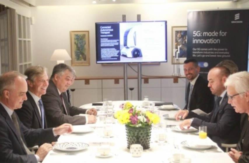 erikson centar za digitalne usluge u srbiji, razvoj 5G tehnologije, 5G srbija