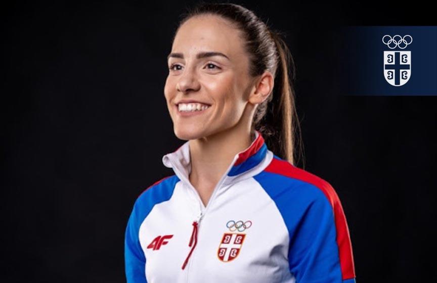 jovana prekovic, olimpijski komitet srbije, olimpijske igre tokio